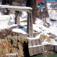 第六只見川橋梁(きょうりょう)