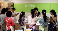 韓国料理教室「カナダラクッキング」