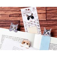 CAT BOOKMARKER 刺繍(ししゅう)しおり