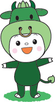 松阪市マスコットキャラクター 「ちゃちゃも」