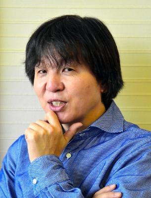 学芸員 横谷賢一郎