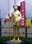 かっぱ河太郎像